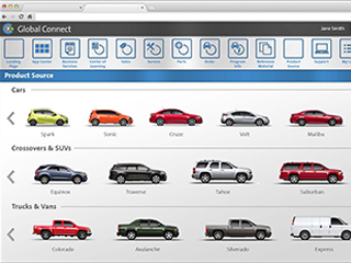 GlobalConnect: Dealer Portal